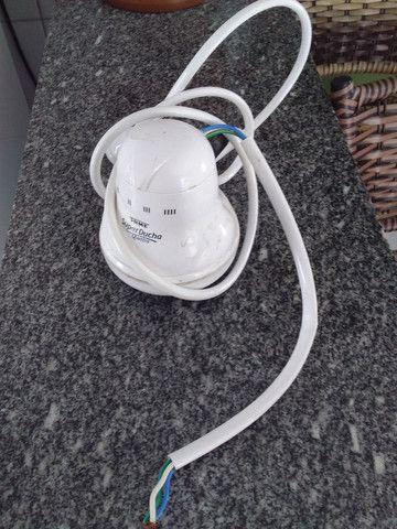 Chuveiro super ducha elétrico FAME  semi novo