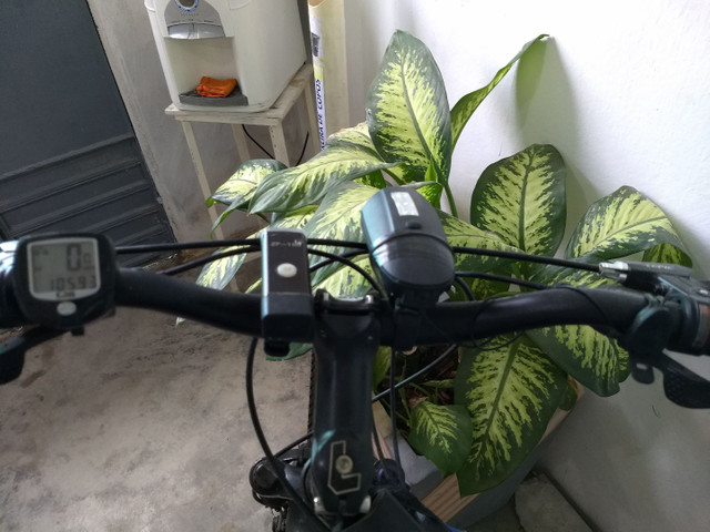 Bike GTS Ivtec completa com todos acessórios K7 toda Shimano 27v  - Foto 5