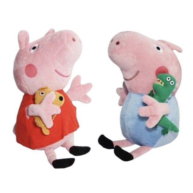 Peppa Pig - Família 19 cm - pronta entrega  - Foto 5