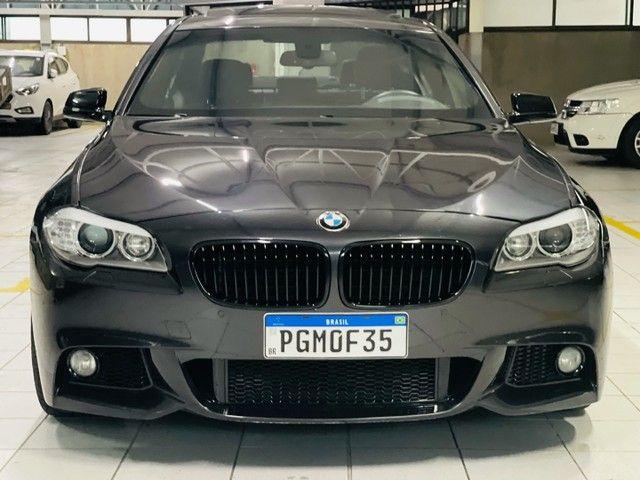 BMW 535I M Sport 2014 Blindada apenas 38mil km! - Foto 6