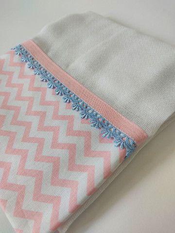 Fraldas e toalhas personalizadas - Foto 6