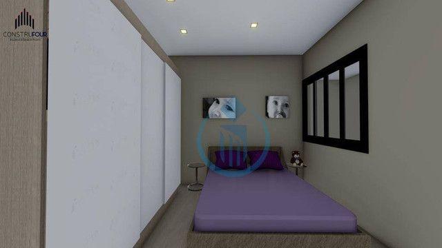 Casa com 1 dormitório à venda, 73 m² por R$ 250.000,00 - Loteamento Don Giovanni - Foz do  - Foto 4