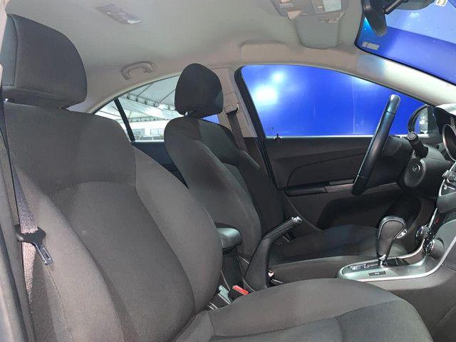 Chevrolet Cruze LT 1.8 16V Ecotec (Aut)(Flex) - Foto 8