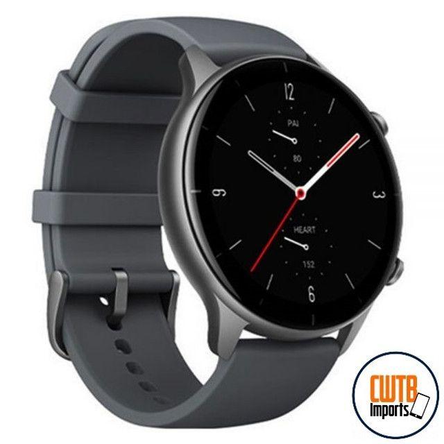 Relógio Smartwatch Amazfit GTR 2E A2023 Cinza - 12S Sem Juros - Foto 2
