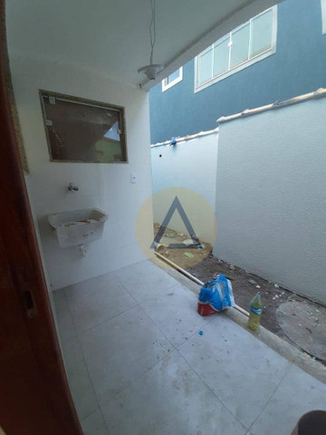 Atlântica imóveis tem linda casa com 3 dormitórios para venda no bairro Verdes Mares em Ri - Foto 15
