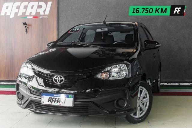 Toyota Etios X Plus 2020 Automático