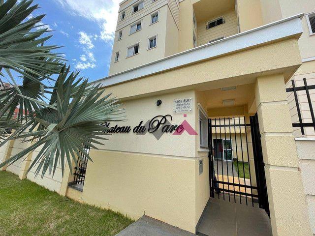Apartamento com 2 dormitórios à venda, 49 m² por R$ 174.000,00 - Plano Diretor Sul - Palma - Foto 2