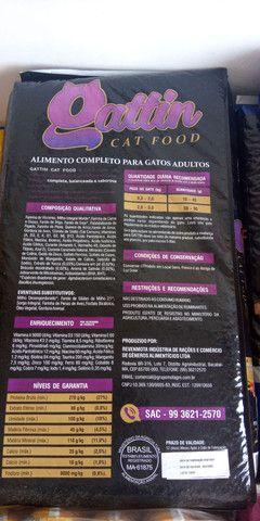Ração para Gatos Adultos 25kg - Foto 2