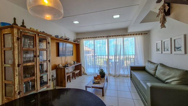 Beach Living - Cobertura á Venda com 4 quartos, 1 vaga, 206m² (CO0029) - Foto 3