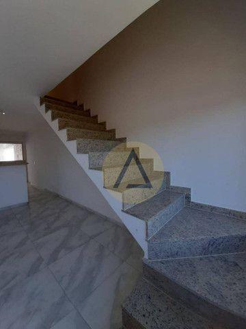 Atlântica imóveis tem linda casa com 3 dormitórios para venda no bairro Verdes Mares em Ri - Foto 13
