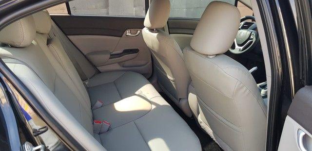 Honda Civic New  LXR 2.0 i-VTEC (Aut) (Flex) - Foto 8
