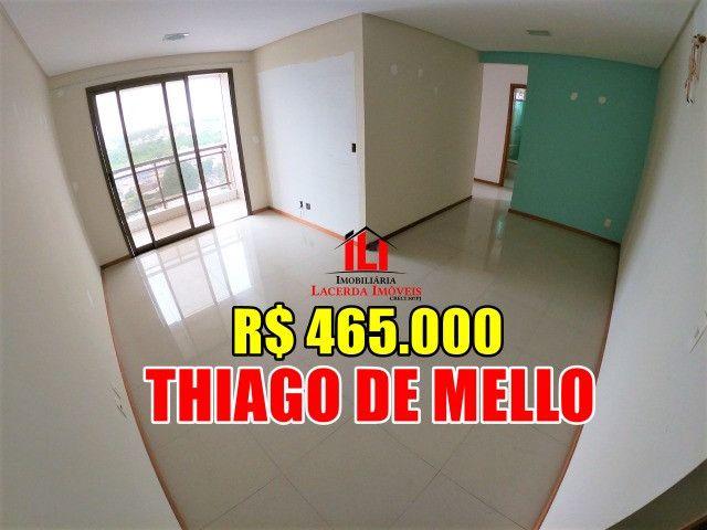 Thiago de Mello, 92m², 3 quartos com suíte, Alto Padrão, Use FGTS
