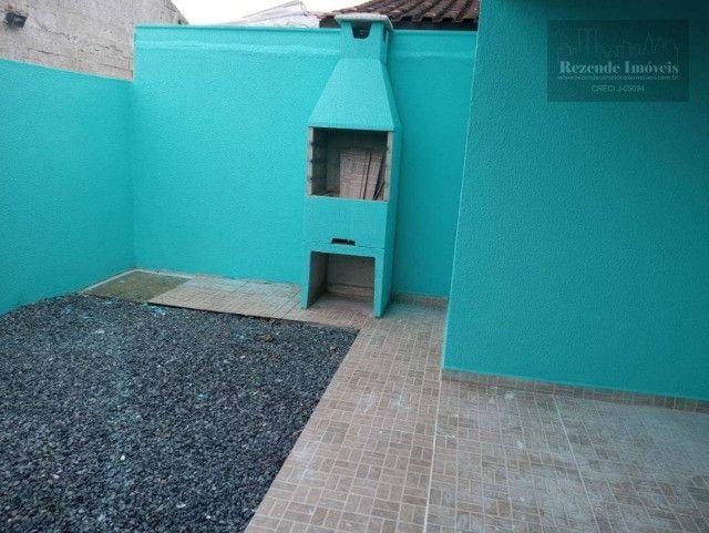 T-CA0433 Casa com 2 dorm à venda, 65 m² por R$ 220.000,00 - Brejatuba - Guaratuba/PR - Foto 8