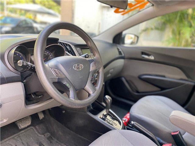 Hyundai Hb20 S completo GNV de 5ª geração automatico novo demais - Foto 9