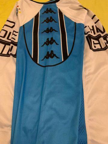 Camisa Grêmio Kappa  - Foto 3