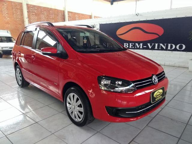 Vw Spacefox 1.6 Mi 8V