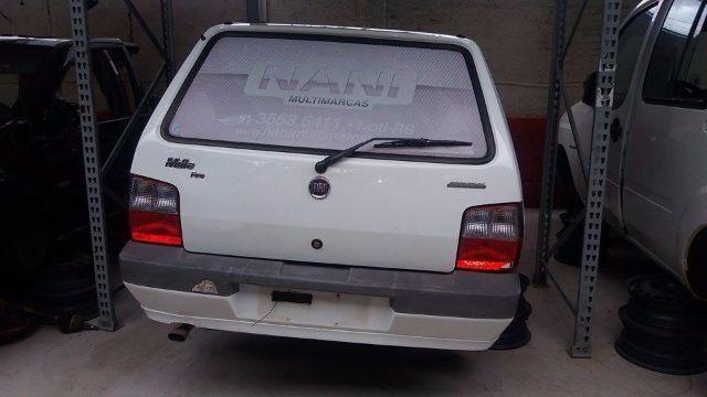 Peças usadas Fiat Uno Mille Economy 2009 1.0 8v flex 66cv manual