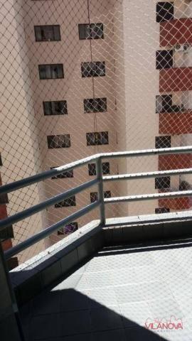 Apartamento com 3 dormitórios à venda, 90 m² por r$ 390.000 - jardim aquarius - são josé d - Foto 9