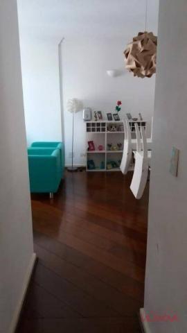 Apartamento com 3 dormitórios à venda, 90 m² por r$ 390.000 - jardim aquarius - são josé d - Foto 7