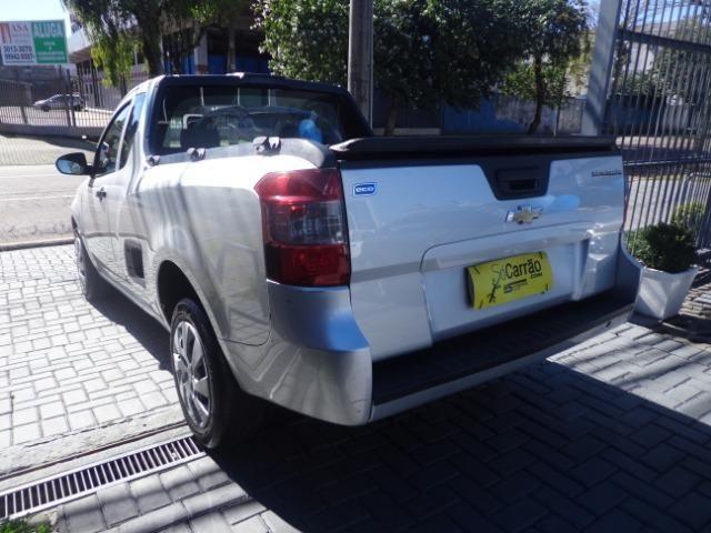 Oportunidade Gm - Chevrolet Montana Ls 1.4 - Foto 6