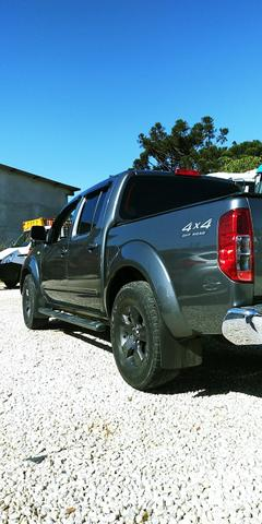 "Caminhao X Nissan Frontier SEL 2.5 Diesel 4x4 Automatica Ano 2008 ""Completa"" - Foto 11"