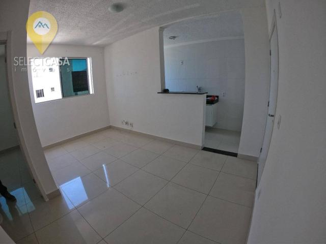 Oportunidade de morar em colina de laranjeiras em apartamento de 2 quartos - Foto 6