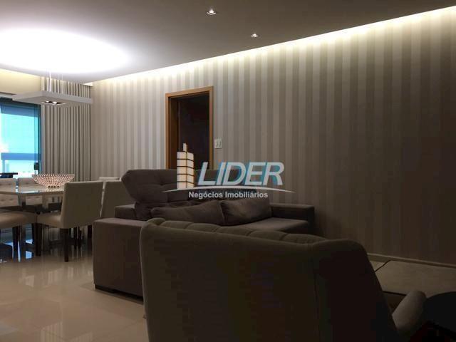 Apartamento à venda com 3 dormitórios em Santa mônica, Uberlândia cod:22327 - Foto 3