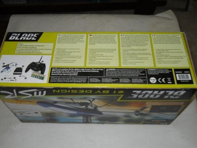 Helicóptero Rádio Controle E-Flite MSR - Foto 2