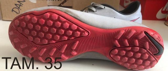 Chuteira Nike society - Foto 2