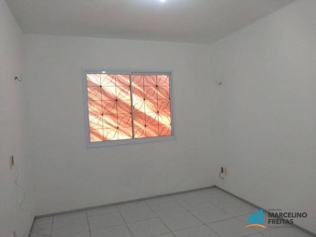 Casa com 3 dormitórios para alugar, 120 m² por r$ 1.239,00/mês - tamatanduba - eusébio/ce - Foto 11