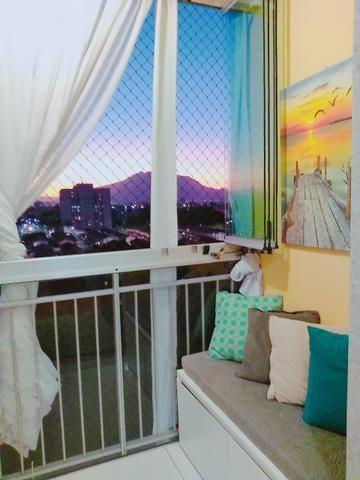 Vendo apartamento decorado e pronto para mora - Foto 2