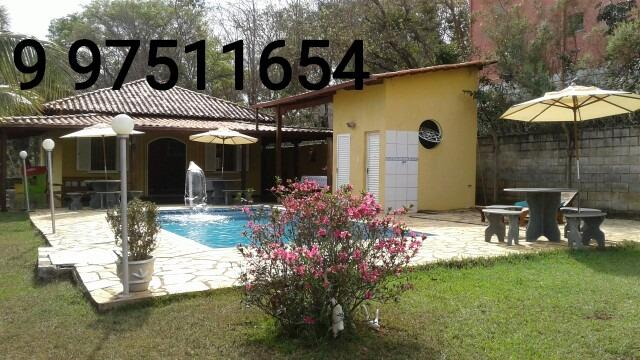 Alugar sitio para fim de semana barato Lagoa Santa região central - Foto 2