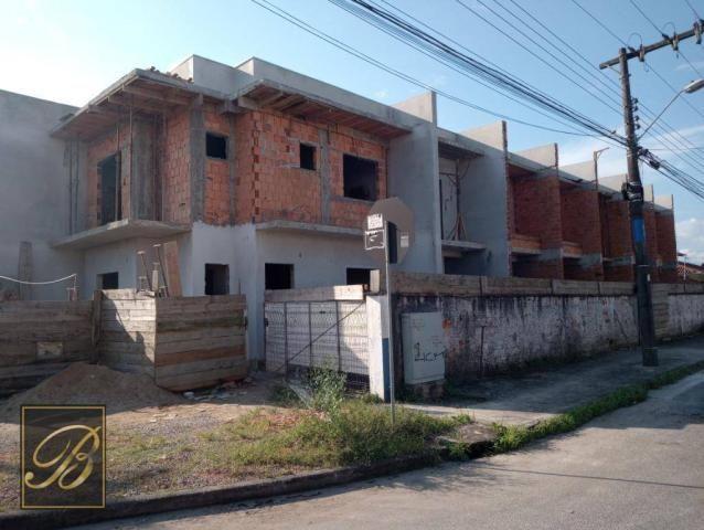 Sobrado com 2 dormitórios à venda, 66 m² por R$ 190.000 - Jardim Iririú - Joinville/SC - Foto 8