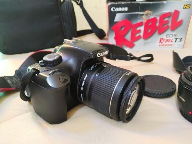Camera dslr Canon t3 - Foto 5