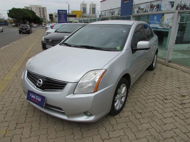 NISSAN SENTRA 2011/2012 2.0 S 16V FLEX 4P AUTOMÁTICO
