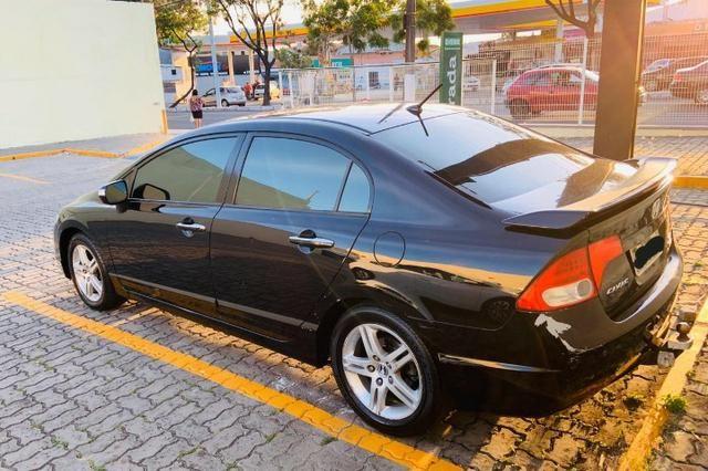 Honda New Civic 1.8 EXS - 2008 - Foto 16