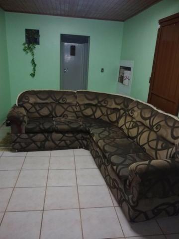 Vendo sofá de canto 6 lugares - Foto 6