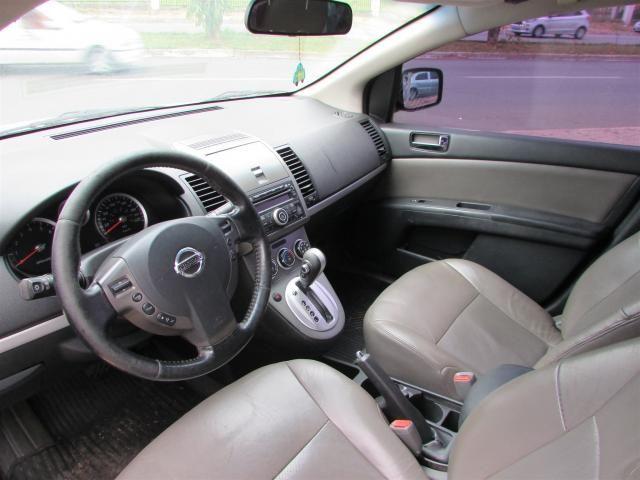 NISSAN SENTRA 2011/2012 2.0 S 16V FLEX 4P AUTOMÁTICO - Foto 7