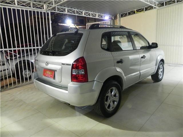 Hyundai Tucson 2.0 mpfi gl 16v 142cv 2wd gasolina 4p manual - Foto 6