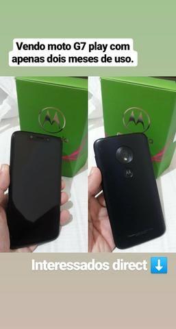 Celular Android Moto G7 play