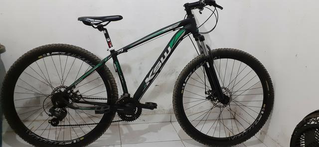 Bike KSW Alumínio Aro 29 Preto Fosco