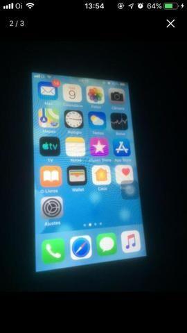 IPhone 5s sem biometria / Troco por outro do meu interesse - Foto 2