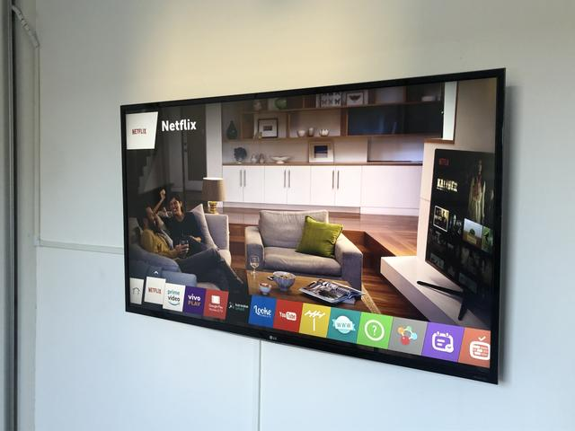 Smart tv lg 49 4k - Foto 3