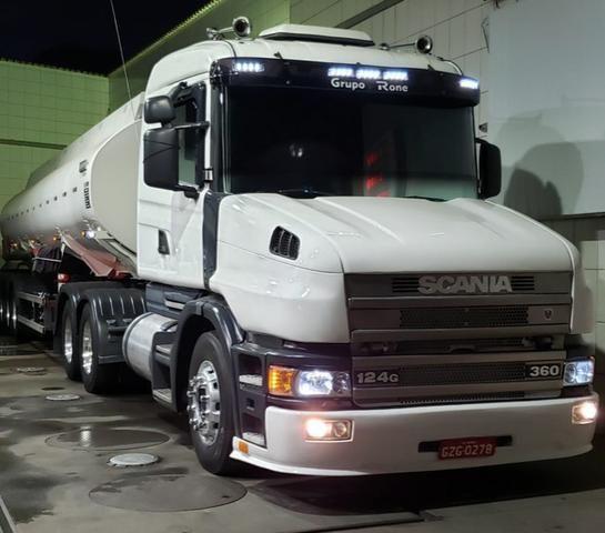 Scania 124G. 360 (Jacare) - Foto 3