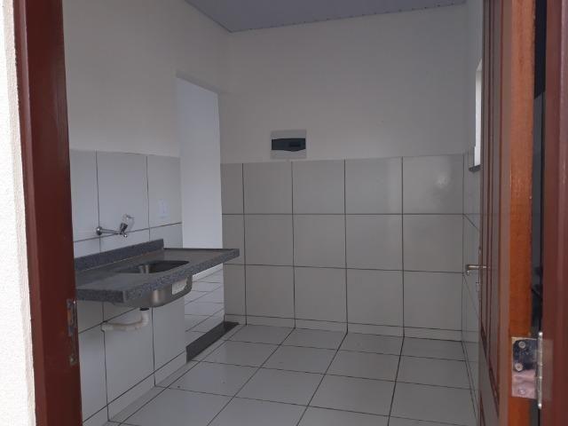 Aluga-se casa 2 quartos no portal do paço estrada de ribamar - Foto 8