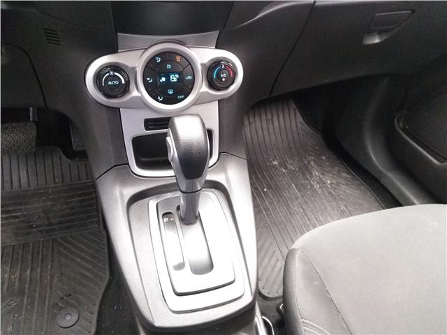 Ford Fiesta 1.6 se hatch 16v flex 4p automático - Foto 14