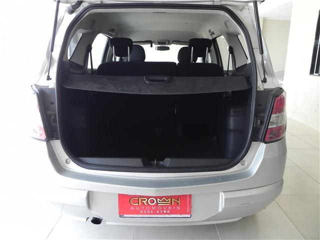Chevrolet Spin 1.8 lt 8v flex 4p automático - Foto 9
