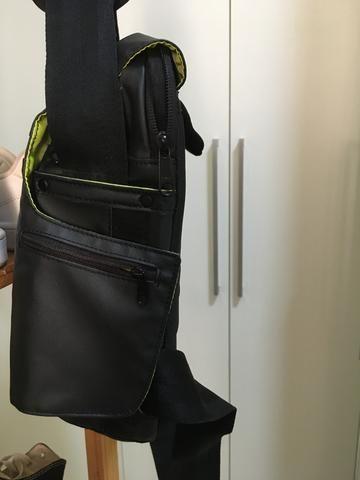 Bolsa que vira mochila newsfeed - Foto 3