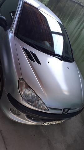 Vendo Peugeot 206 R$9.500 parcelo no cartão