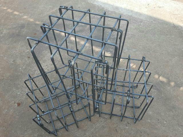 Gaiolas para construção